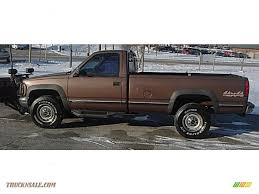 1994 GMC Sierra 2500 SLE Regular Cab 4x4 In Dark Autumnwood Metallic ... 1994 Gmc Sierra 3500 Cars For Sale Gmc K3500 Dually Truck Classic Other Slt Best Image Gallery 1314 Share And Download 1500 Photos Informations Articles Bestcarmagcom Information Photos Zombiedrive 2500 Questions Replacing Rusty Body Mounts On Gmc Topkick 35 Yard Dump Truck By Site Youtube Hd Truck How Many 94 Gt Extended Cab Topkick Bb Wrecker 20 Ton Mid America Sales Utility Trucks Pinterest