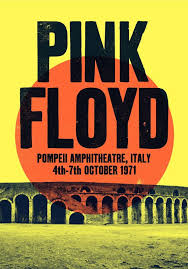 Pink Floyd Pompeii Concert Poster Print Music By TheIndoorType
