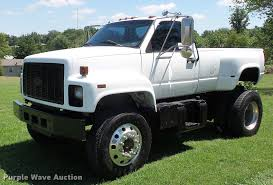 100 Top Kick Truck 1997 Chevrolet Truck Item DD7292 SOLD September