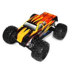 ZD Racing 08427 1:8 RC Big Foot Truck RTR 80km/h / 6061 Aluminum ...