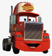 Download Lightning Mcqueen Mater Mack Trucks Car Mack R Ser Truck ...