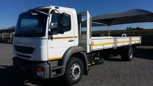 FUSO 2018 NEW 8 Ton Truck Complete With 7.5m Dropside SPECIAL ...