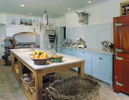 Kitchen Ledge Ideas Farmhouse With Brick Flooring French Country