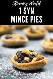 1 Syn Mince Pies