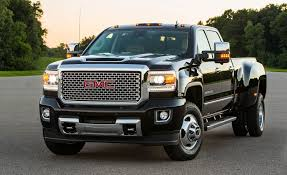 2019 GMC Sierra 2500Hd 3500Hd Redesign, Price And Review | Car 2018 ...