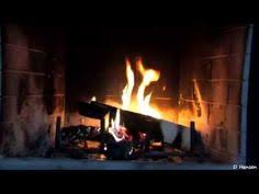 A Crackling Fire for your Holiday This is a 3 hour crackling