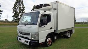 100 Mitsubishi Commercial Trucks 2015 Canter 515 Wide White For Sale In Rocklea