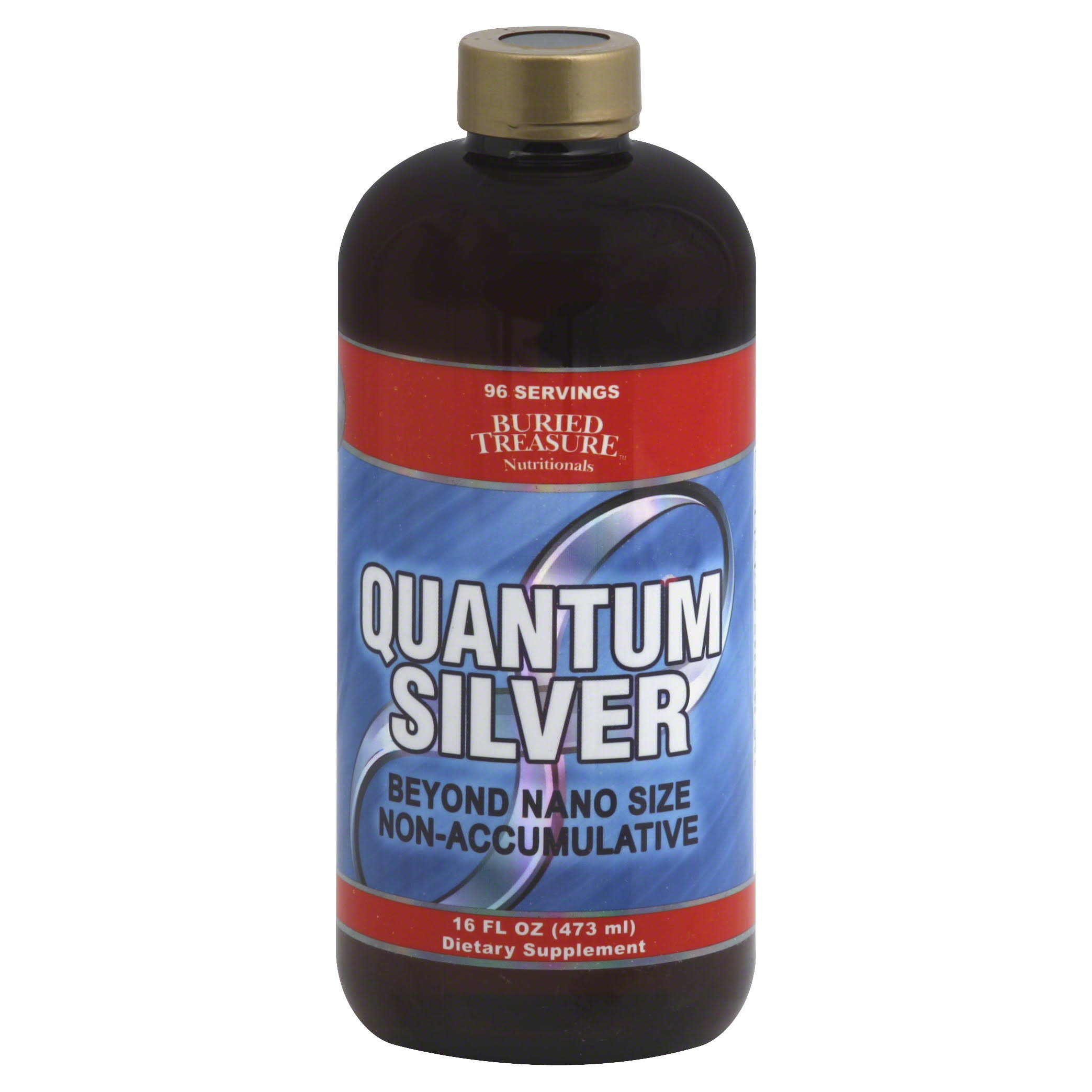 Buried Treasure Quantum Silver - 16fl oz