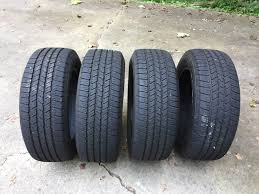 275/55/20 Goodyear Wrangler SR-A Tires | Chevy Truck Forum | GMC ...