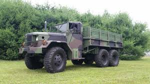 100 Deuce And A Half Truck M General M35a2 And A Military For Sale