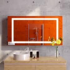 spiegelschrank bad mit led licht new york
