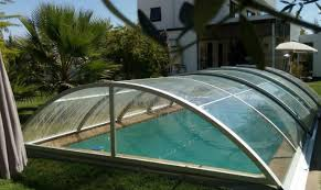 Pool Enclosure Model B 3m X 6m