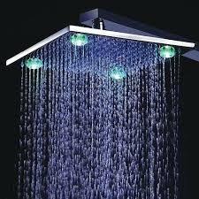 steam shower sauna room light surface mounted wall ceiling