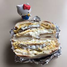 Sausage Egg And Cheese On Plain Bagel- $3.50 - Yelp 75 Best Colleges For Food 2018 Ranking Franklin Field Penn Quakers Stadium Journey Koja Grille Restaurant Sarah Kho The Urban Hey Day Today Why Youre Seeing More And Hal Trucks On Philly Streets On Campus Pladelphia Admissions Penns Center Innovation Set Up A Quick Stop Steve Case Franklins Table Ultimate Guide To Phillys New Hall New Student Issue Beginners Guide Eating Around Campus