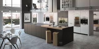 ilot central cuisine design achat cuisine design avec ilôt central talence cuisines areane