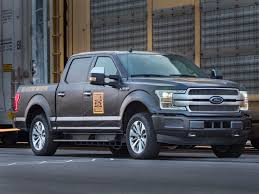 100 Ford Trucks Suck S Allelectric F150 Prototype Tows 125 Million Pound
