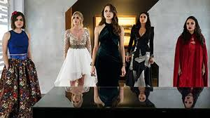 Pll Halloween Special by Details About Pll U0027s Flash Forward Are Even Worse Than The Actual A