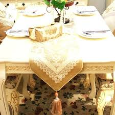 Dining Room Tables Covers Cloth Golden Table Chairs Sale