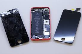 iPhone 5c screen damaged iPhone Repairs Cork iPhone 5c Screen