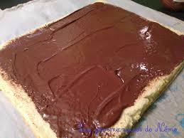 recette de dessert pour noel bûche bûche roulée au nutella et smarties gravity cake buche de