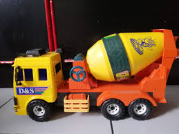 100 Toy Cement Truck Cement Mixer S Games Others On Carousell