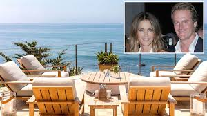 Cindy Crawford Bedroom Furniture by See Inside Randy Gerber U0026 Cindy Crawford U0027s Malibu Home Nbc4