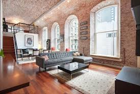 100 Brick Ceiling Ceiling And 12foot Windows In This Philadelphia Industrial