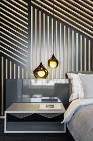 schlafzimmer beleuchtungsideen pendelleuchten neben bett