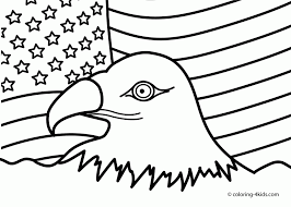 Memorial Day Coloring Pages Map Of The United States With Title To