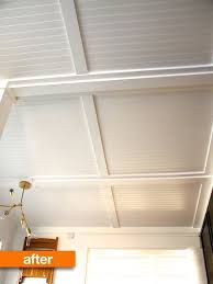 Hanging Drywall On Ceiling Trusses by Best 25 Basement Ceilings Ideas On Pinterest Drop Ceiling