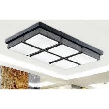 affordable rectangular acrylic shade 28 7 inch led kitchen
