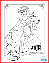 Coloriage Ariel Of Disney Postolfo Filename TelematikInstitutorg