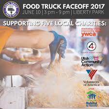100 Salt Lake Food Trucks Truck Face Off For Charity Presented By Volunteers Of America