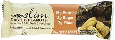 Image Is Loading UNFI 1063056 Nugo Nutrition Bar Slim