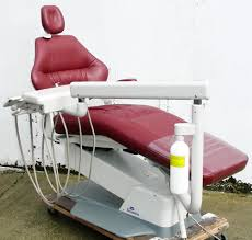 Marus Dental Chair Foot Control by Royal Domain Chair Adec Cascade Traditional Unit Pre Owned