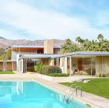 100 Richard Neutra House S Kaufmann Epitomises Desert Modernism In Palm Springs