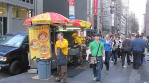 100 Korean Taco Truck Nyc Cannundrums Halal Guys Cart 53rd And 6th In NYC