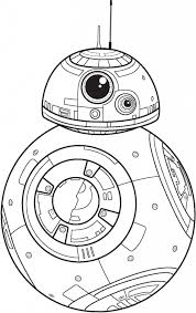 Star Wars Characters Drawings Polkadots On Parade The Force Awakens Coloring Pages