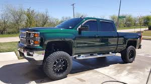 Lifted Chevy » Lifted Chevy Trucks