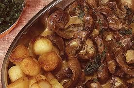 cuisiner les rognons de veau rognons de veau à la dijonnaise