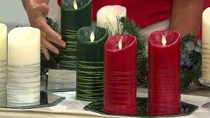 Halloween Flameless Taper Candles by S 2 Luminara 6