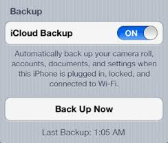 How to Transfer Data From Your Old iPhone To iPhone 5 Using iCloud
