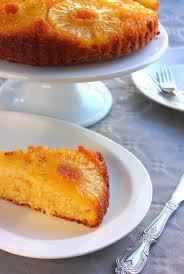 dessert ananas noix de coco gâteau renversé à l ananas noix de coco les gourmandises de