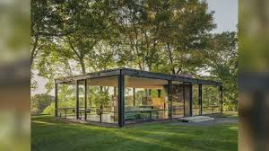 100 Modern Architectural House New Canaan Glass House A Modern Architectural Landmark YouTube