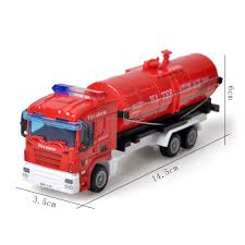 100 Water Truck Amazoncom Baidercor 155 Tanker Diecast Car Toys Fire