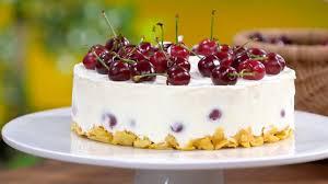 mytf1 recette cuisine recette de gâteau glacé aux cerises petits plats en equilibre