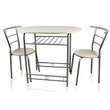 Mcrb Set Dining Chairs Furniture Cream Style Round Modern
