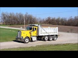 √ Kenworth W900 Dump Truck For Sale, Red White And Blue Kenworth ...