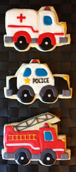 Ambulance Police Firetruck Decorated Cookies (Emergency Vehicles ... Fire Truck Birthday Party Mommyapolis Amazoncom Lunch Plates 8ct Toys Games Firetruck Cake On Central Hudson Pinterest Firetruck Cupcake Toppers By That Chick Firefighter A Vintage Anders Ruff Custom Designs Llc Ideas B24 Youtube Favor Matchbook Made Out Of Card Stock With Pretzel Sticks Diy Monster Jam Truck Birthday Photo 4 15 Catch My Fireman Tags Stay At Homeista A Station