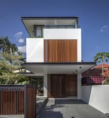 100 Home Architecture Designs Sunny Side House Wallflower Design Modern